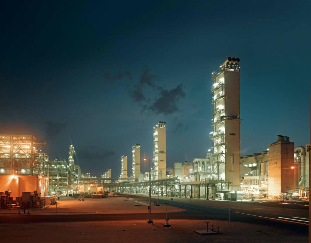 Die weltgrößte Gas-to-Liquids-Anlage in Katar, Linde AG, © Linde AG (Homepage) (18.02.2014)