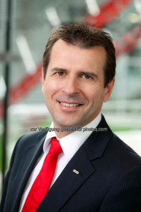 Alfred Wurmbrand (Geschäftsführer Würth) erzielte im abgelaufenen Geschäftsjahr mit EUR 170,1 Mio. einen neuerlichen Umsatzrekord. Mit 2,8 % Steigerung im Vergleich zum Vorjahr liegt Würth Österreich im Konzernvergleich an fünfter Stelle der Würth Gesellschaften. (Bild: Würth)