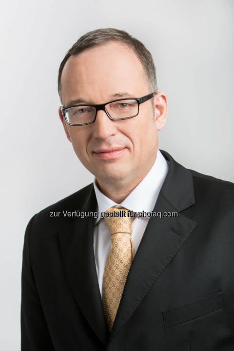 Ronald Roos wird neuer CFO der Buwog.