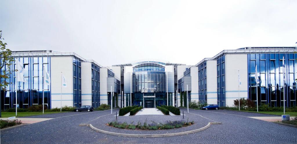 Fresenius-Konzernzentrale in Bad Homburg, © Fresenius AG (Homepage) (21.02.2014)