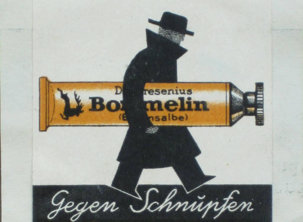 Werbeanzeige für Bormelin, Fresenius AG, © Fresenius AG (Homepage) (21.02.2014)