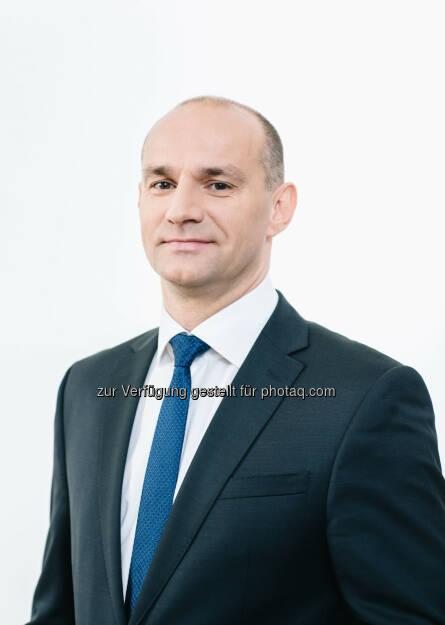 Johannes Gungl, seit 1. Februar 2014 Geschäftsführer der RTR-GmbH für den Fachbereich Telekommunikation und Post (21.02.2014)