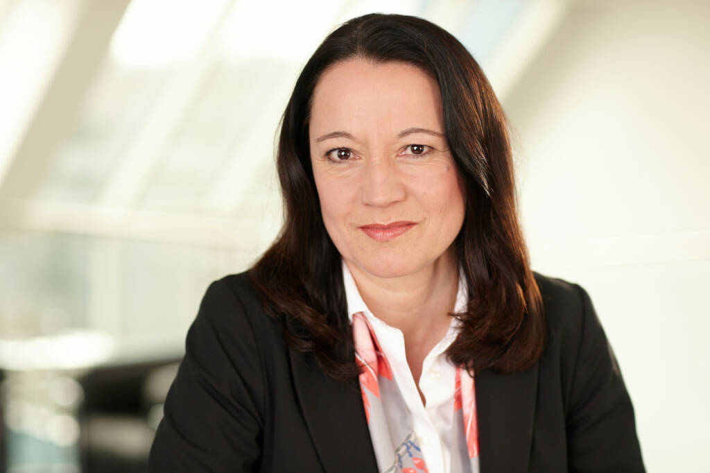 Marion Helmes, Sprecherin des Vorstands und Finanzvorstand Celesio AG, © Celesio AG (Homepage) (23.02.2014)