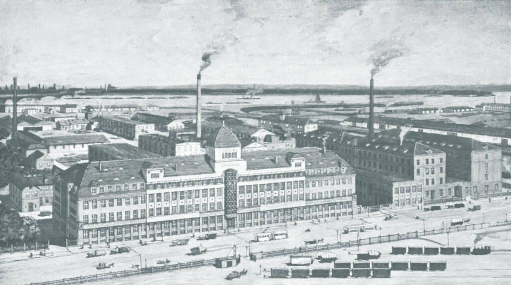 Hauptverwaltung der Gehe & Co. AG, Leipziger Straße, Dresden, 1908, Celesio AG, © Celesio AG (Homepage) (23.02.2014)