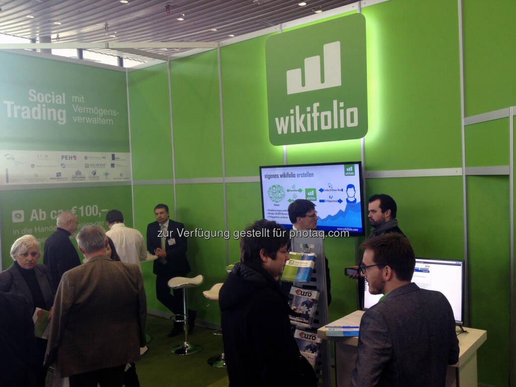 wikifolio-Stand, © wikifolio (24.02.2014)