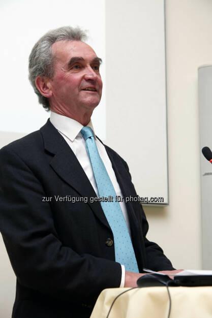 Peter Püspök von Oikocredit, © IVA (24.02.2014)