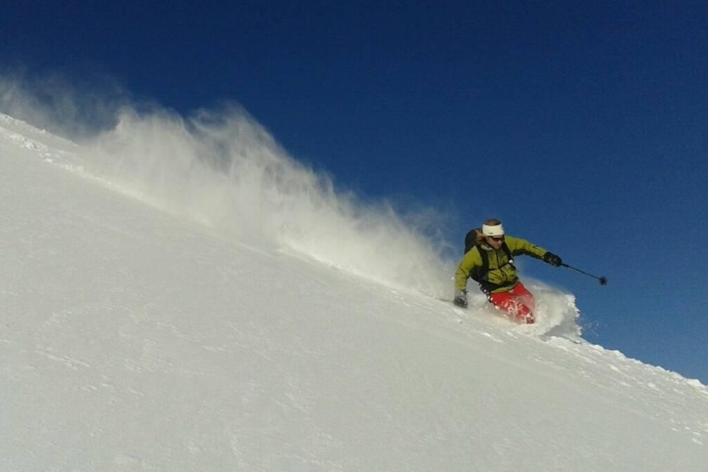 Daniel Keiper-Knorr, Speed Invest, fährt nicht schlecht Ski (24.02.2014)