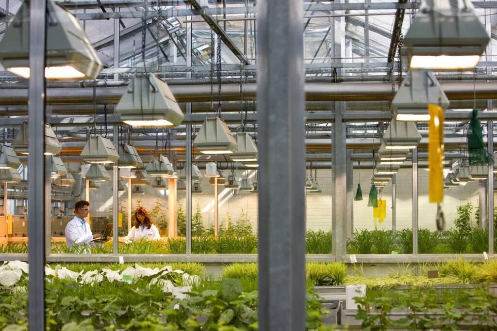 BASF forscht hier an neuen Wirkstoffen für innovative Pflanzenschutzmittel., © BASF (Homepage) (25.02.2014)