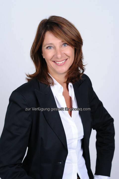 Andrea Groh, Director of Sales bei der Gewista, erhält Prokura und rückt ins Executive Board auf.