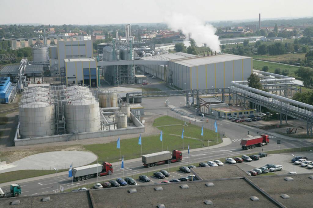 Südzucker Bioethanol Produktion am Standort Zeitz, © Südzucker AG (Homepage) (25.02.2014)