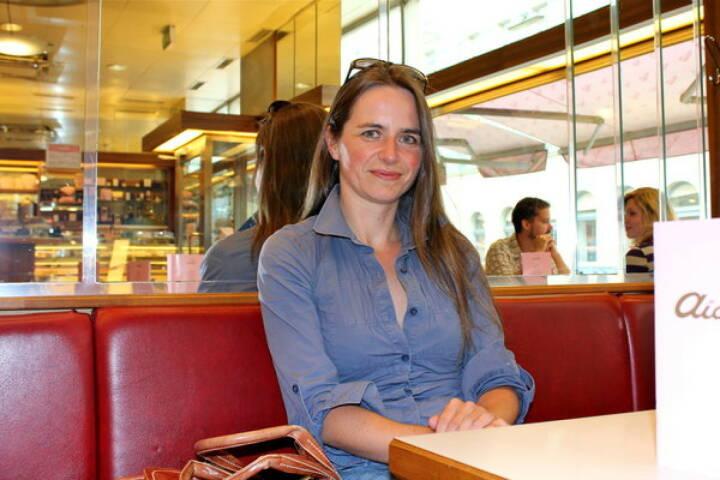 Katrin Schurich, wikifolio.com (27. Februar), finanzmarktfoto.at wünscht alles Gute