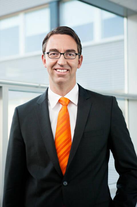 Till Reuter, Vorstandsvorsitzender (CEO) Kuka AG