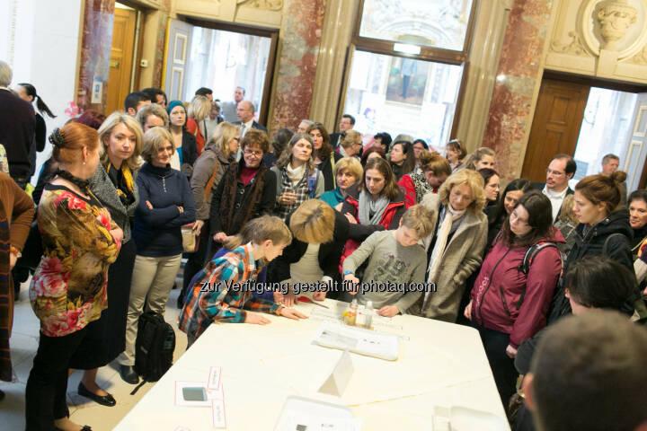 Leonardino 2.0, Kick-off in der Industriellenvereinigung