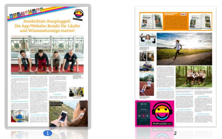 Der Info-Folder zur Financial Literacy Laufapp Runplugged http://runplugged.com/static/fachheft18_rp.pdf