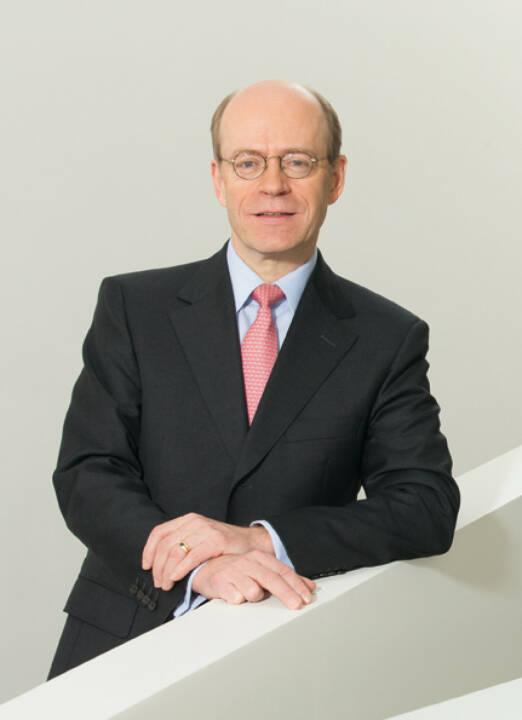 Nikolaus von Bomhard, Chairman of the Board of Management, Münchner Rückversicherung