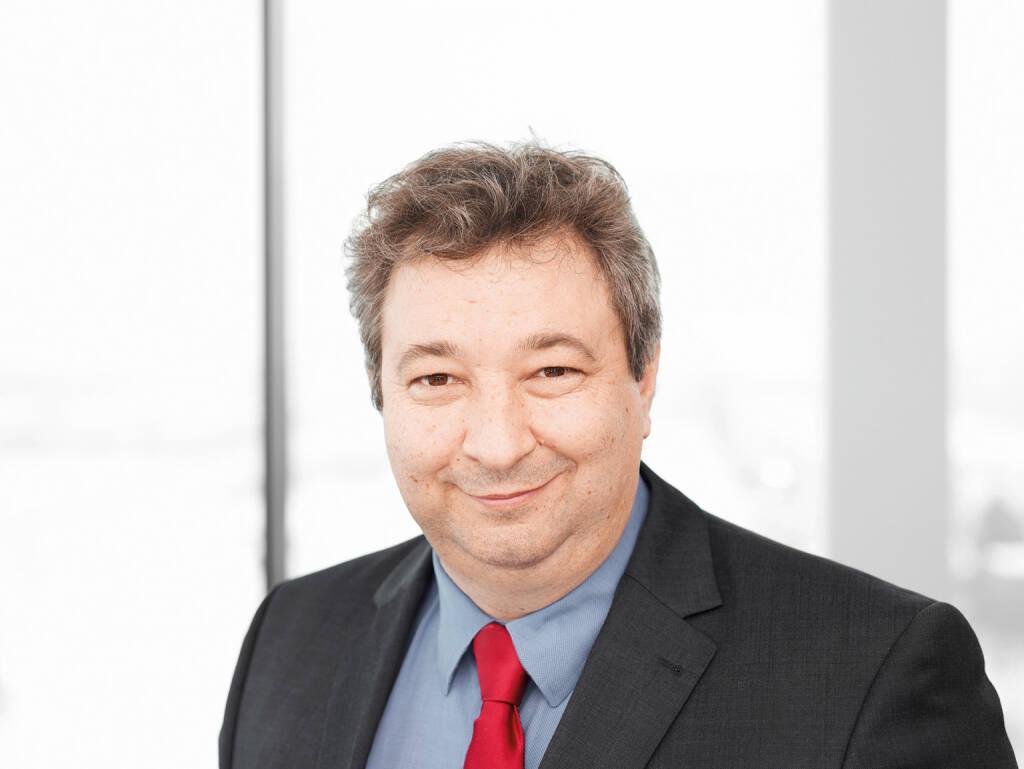 Rudolf Hotter, Vorstand Cancom, © Cancom SE (Homepage) (03.03.2014)