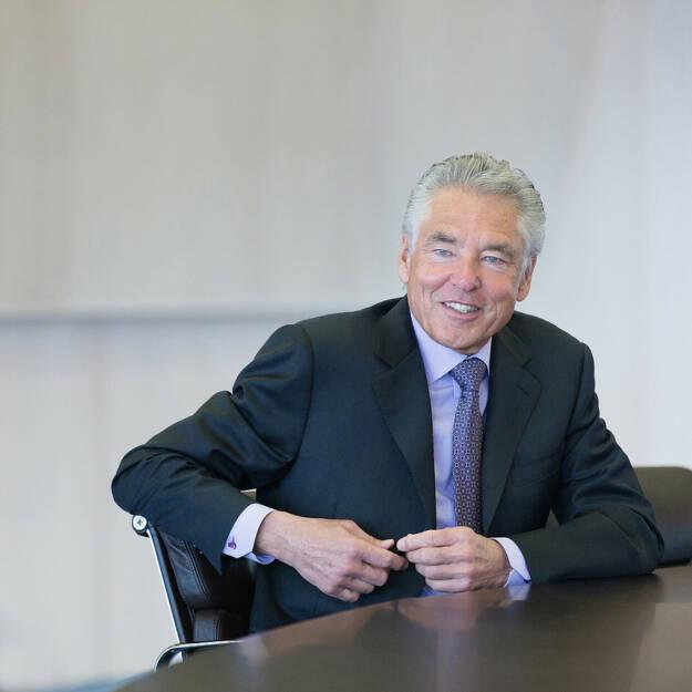 Peter Brabeck-Letmathe, Chairman of Nestlé S.A., © Nestlé (Homepage) (04.03.2014)