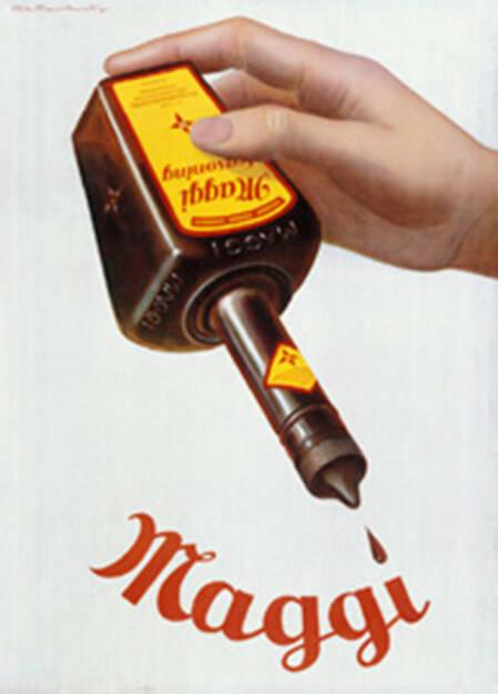 Maggi Werbung, Nestlé, © Nestlé (Homepage) (04.03.2014)