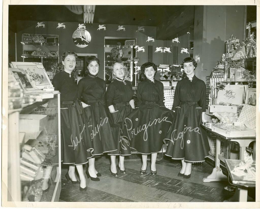Style and substance, 1950s, Nestlé, © Nestlé (Homepage) (04.03.2014)
