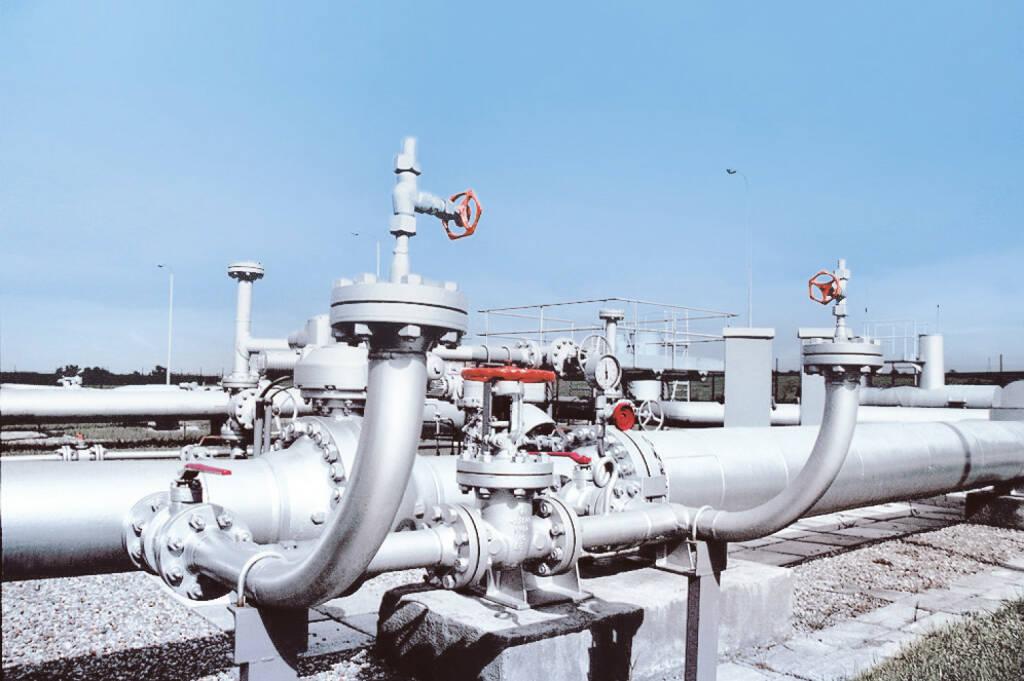 Gaspipeline, Brno, Tschechien, RWE AG, © RWE AG (Homepage) (07.03.2014)