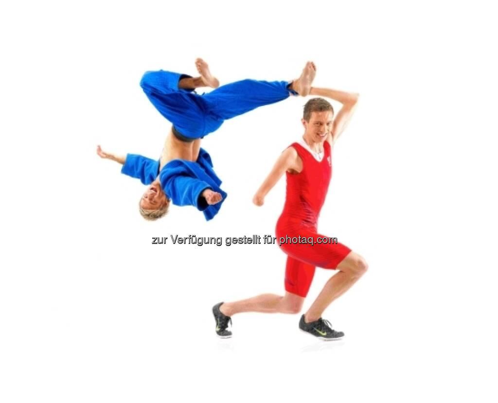 APRIL: Günther Matzinger und Ludwig Paischer, © Sporthilfe (15.12.2012)