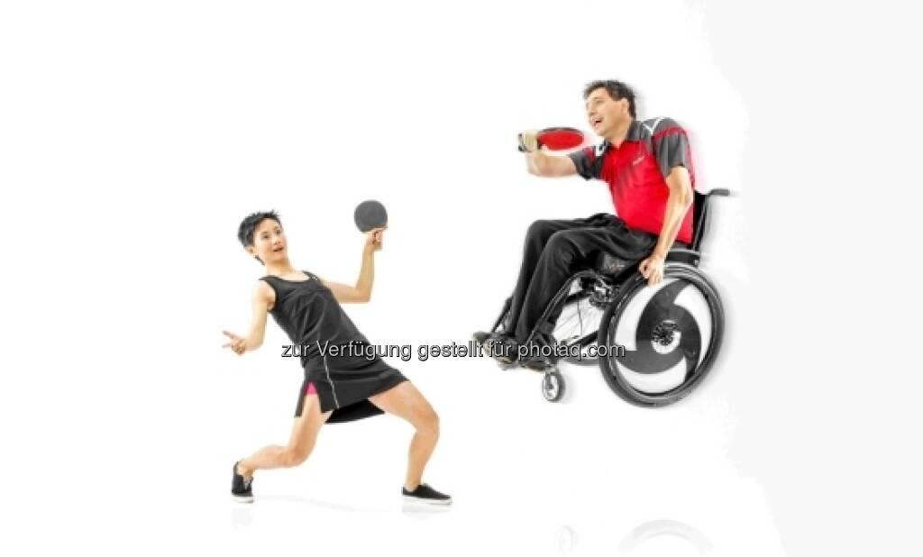 MÄRZ: Andreas Vevera und Jia Liu, © Sporthilfe (15.12.2012)