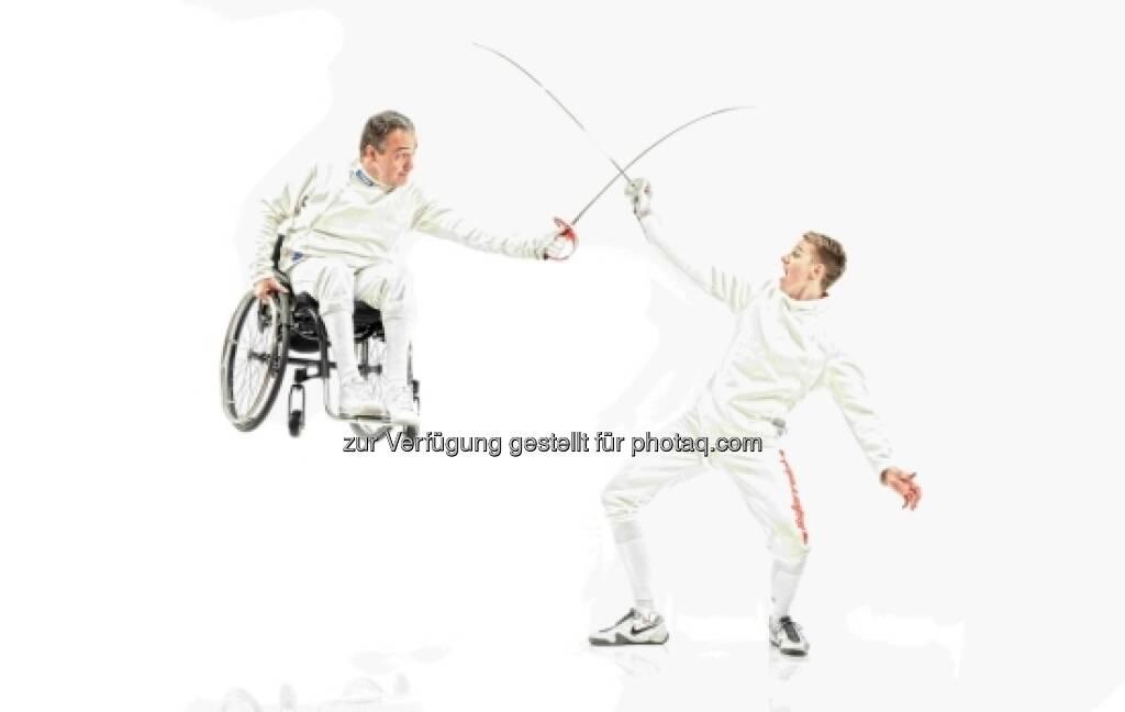 OKTOBER: Manfred Böhm und Roland Schlosser, © Sporthilfe (15.12.2012)