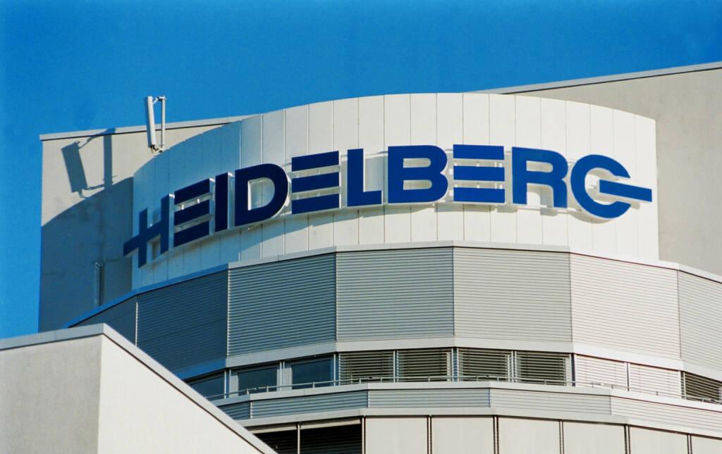 Heidelberger Druckmaschinen AG , © Heidelberger Druckmaschinen AG (Homepage) (12.03.2014)