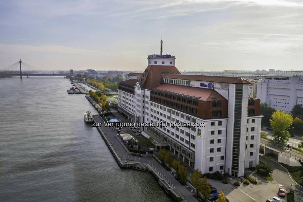 Hilton Vienna Waterfront, © Hilton Vienna Danube Waterfront (12.03.2014)