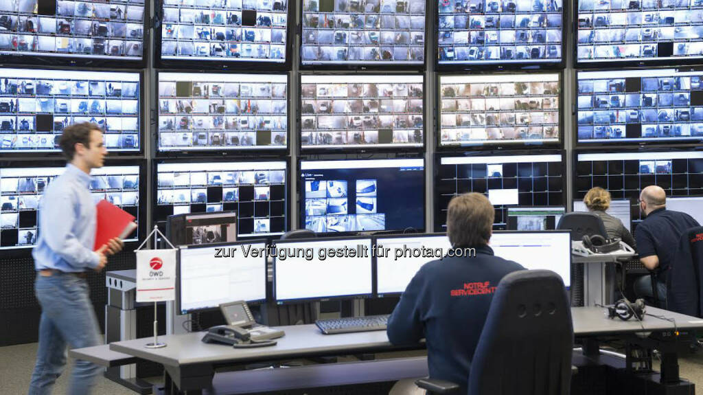 ÖWD Notruf ServiceCenter, © ÖWD (13.03.2014)