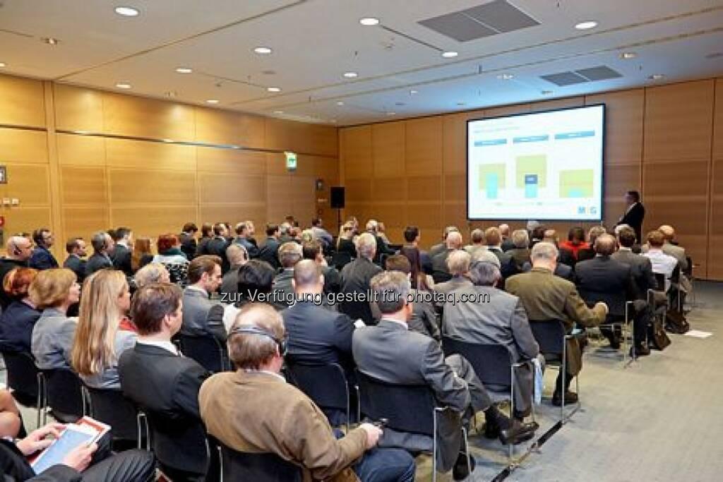 Fonds professionell Kongress 2014 Vortrag (Bild: Günter Menzl) (13.03.2014)