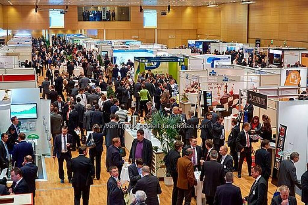 Fonds professionell Kongress 2014 Aussteller, Mess (Bild: Günter Menzl) (13.03.2014)