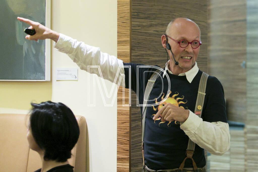 Johannes Gutmann, GF Sonnentor Kräuterhandels GmbH, © Martina Draper (15.12.2012)