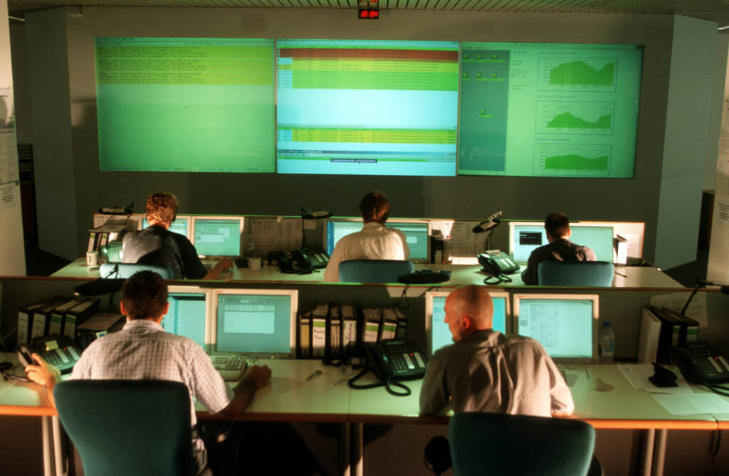 Network Operation Center, QSC AG, © QSC AG (Homepage) (14.03.2014)
