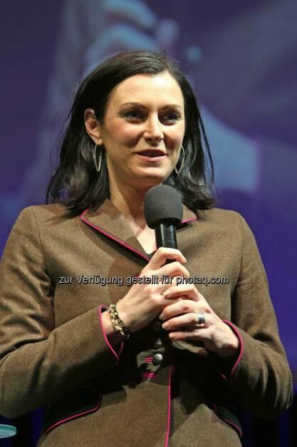 Elisabeth Köstinger, Abgeordnete zum Europaparlament (Bild: RLB OÖ / Strobl) (14.03.2014)