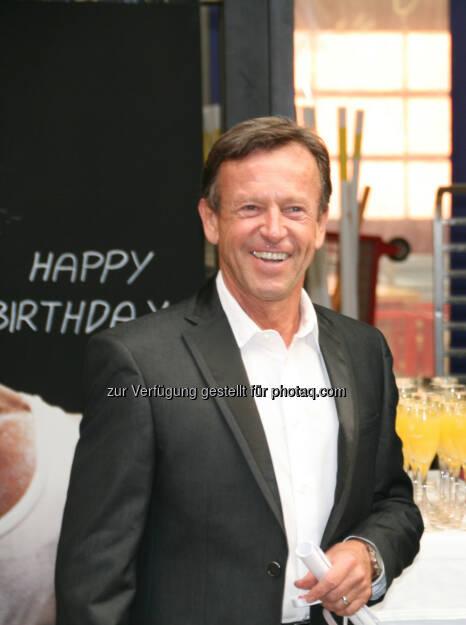 Karl Javurek, CEO Gewista (14. März) - finanzmarktfoto.at wünscht alles Gute!, © entweder mit freundlicher Genehmigung der Geburtstagskinder von Facebook oder von den jeweils offiziellen Websites  (14.03.2014)