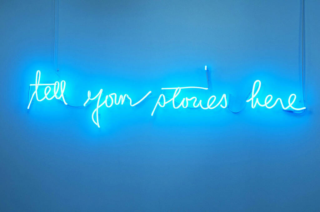 Twitter, tell your stories here, (C) Marisa Allegra Williams for Twitter Inc., © Twitter Inc.  (15.03.2014)