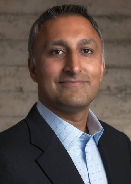 Mike Gupta, CFO Twitter, (C) Troy Holden for Twitter, Inc., © Twitter Inc.  (15.03.2014)