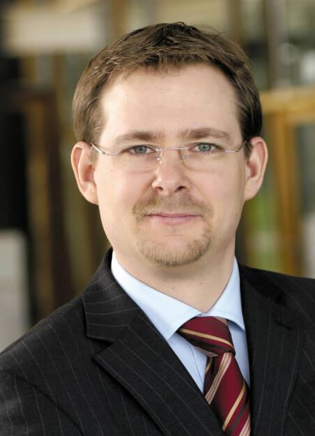 Philipp Koecke, Vorstand Finanzen SolarWorld AG, © SolarWorld AG (Homepage) (16.03.2014)