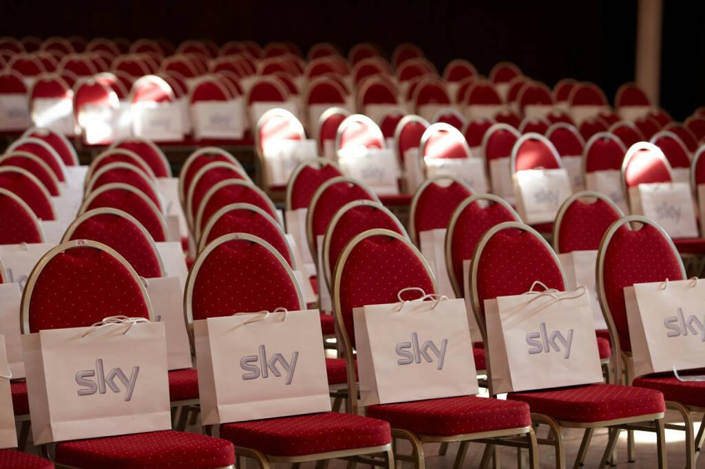Sky Hauptversammlung, Sky Deutschland AG, © Sky Deutschland AG (Homepage) (17.03.2014)