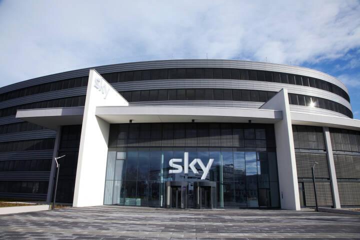 Sky Unternehmenssitz, Sky Deutschland AG