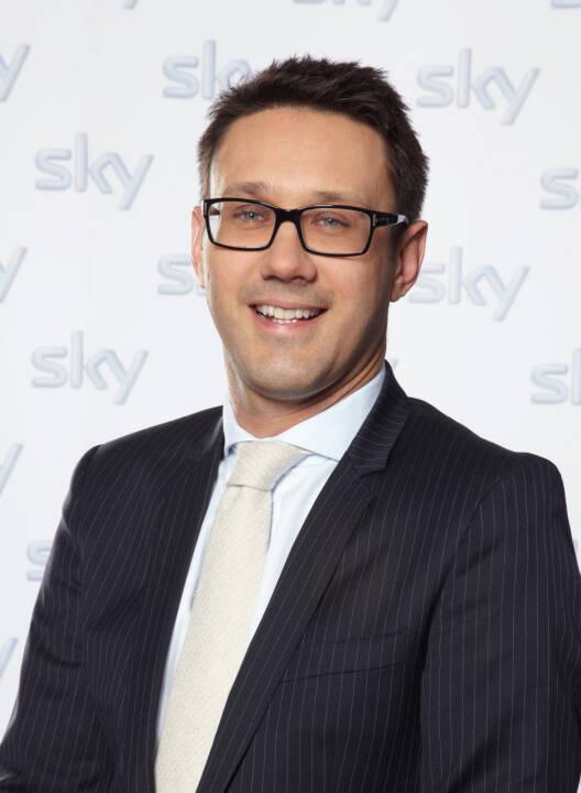 Steven Tomsic, Vorstand Finanzen, Sky Deutschland AG