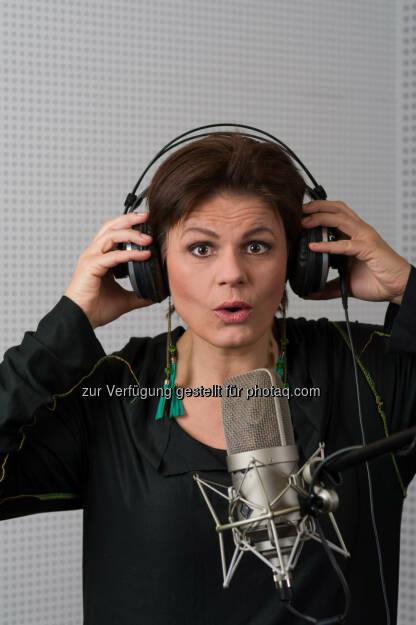 Schauspielerin und Sängerin Eva Maria Marold, © Purina PetCare Austria (20.03.2014)