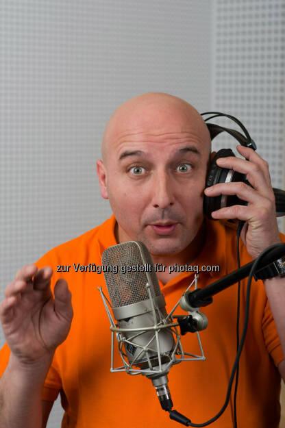 Schauspieler Christoph Fälbl , © Purina PetCare Austria (20.03.2014)