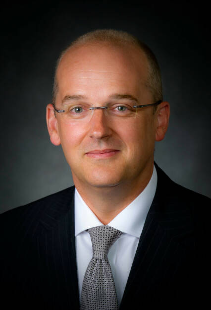 Greg Smith, Executive Vice President and Chief Financial officer of The Boeing Company, © Boeing Company (Homepage) (20.03.2014)
