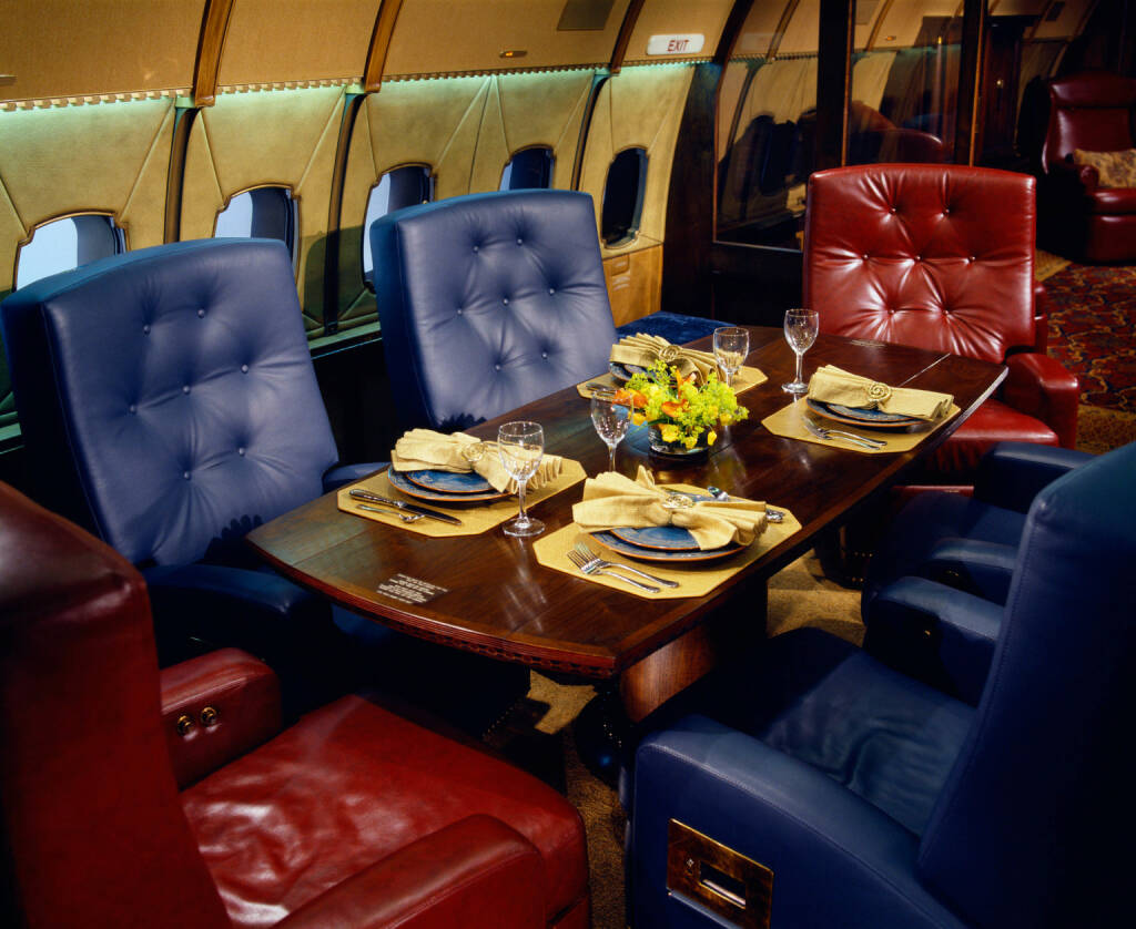 Boeing Business Jet Interior, Boeing Company, © Boeing Company (Homepage) (20.03.2014)