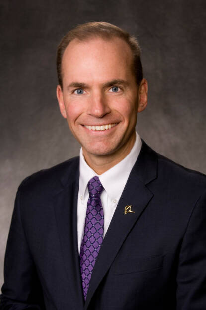 Dennis A. Muilenburg, Boeing Vice Chairman, President and Chief Operating Officer, © Boeing Company (Homepage) (20.03.2014)