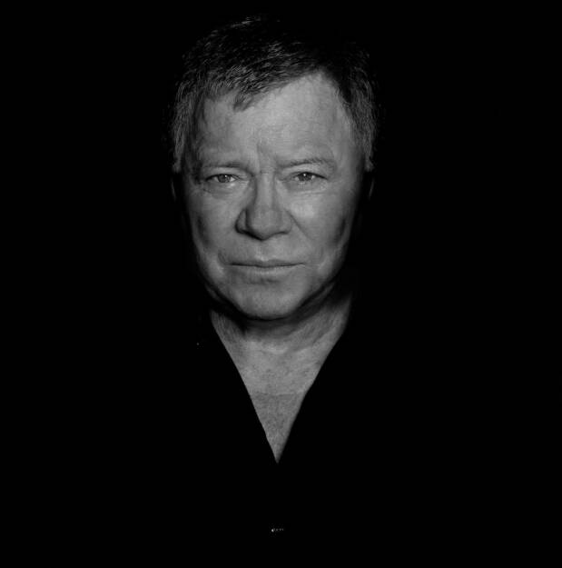 William Shatner by Manfred Baumann für den Bildband L.A.Stories http://www.manfredbaumann.com (23.03.2014)
