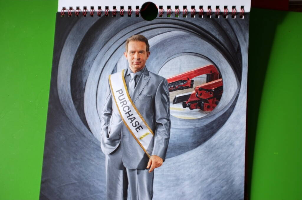 Purchase - Harald Hauser, Head of Corporate Supplier Management Palfinger, © Palfinger (24.03.2014)