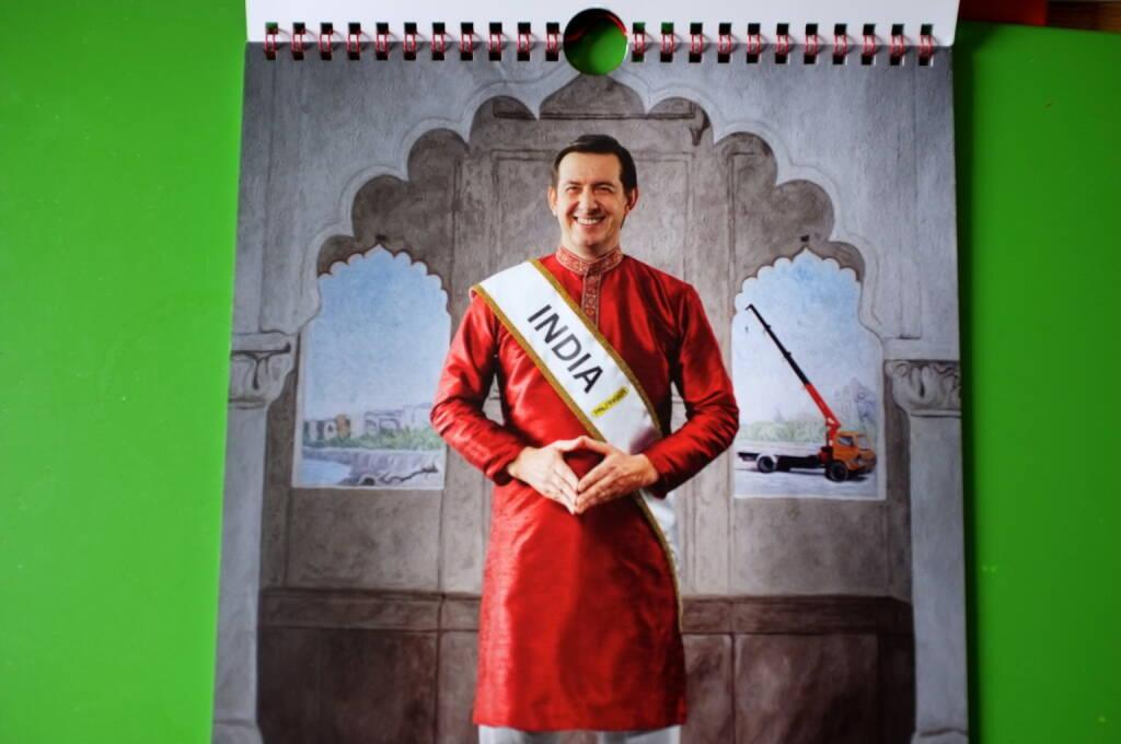 India - Lilian Clerc, Managing Director Palfinger Cranes India, © Palfinger (24.03.2014)